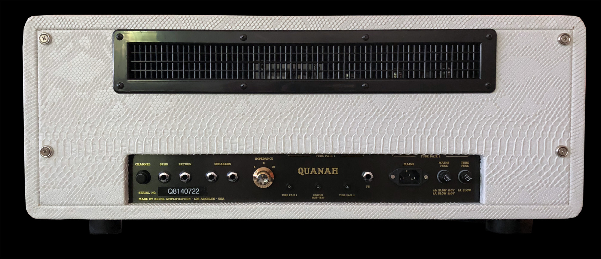 Amps | KRUSE Amplification - QUANAH